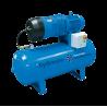 Compresseur à palettes 200 L - 10 bar - 4 kW-HV04RM - Compresseurs-consogarage.com