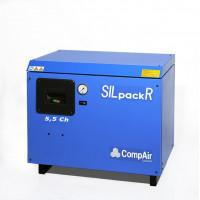 Compresseur insonorisé - 10bar - sans cuve-SILPACK-P335T - Compresseurs-consogarage.com