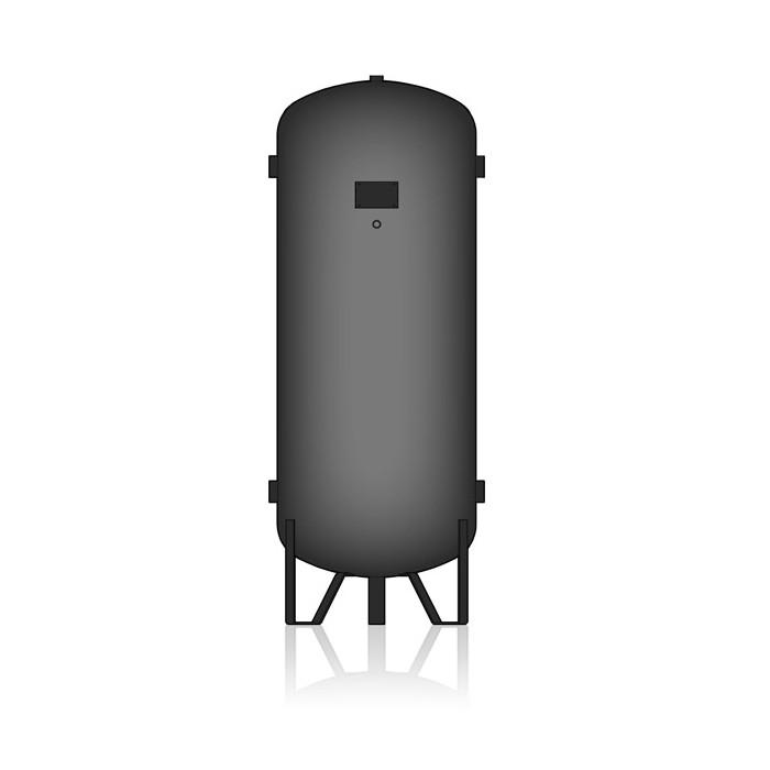 Réservoir vertical 500L 16 bar peint-RV0500-PS16-01 - Accessoires compresseurs-consogarage.com
