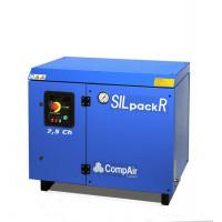 Compresseur insonorisé - 10/12bar - sans cuve-SILPACK-P477 - Compresseurs-consogarage.com