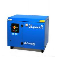Compresseur insonorisé - 10/12bar - sans cuve-SILPACK-P630 - Compresseurs-consogarage.com