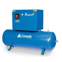 Compresseur insonorisé - 10 bar - 500L-SILPACK-PR477-500T - Compresseurs-consogarage.com