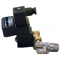 Éléctrovanne de purge automatique-L14341 - Accessoires compresseurs-consogarage.com