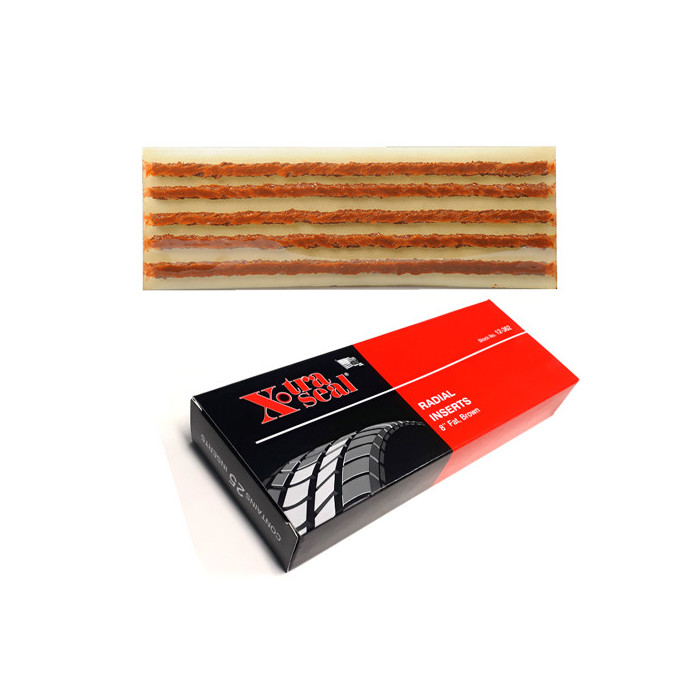 Recharges de tresses courtes 200mm x25-12362 - Produits et outillage réparation-consogarage.com