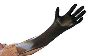 Extension du gant